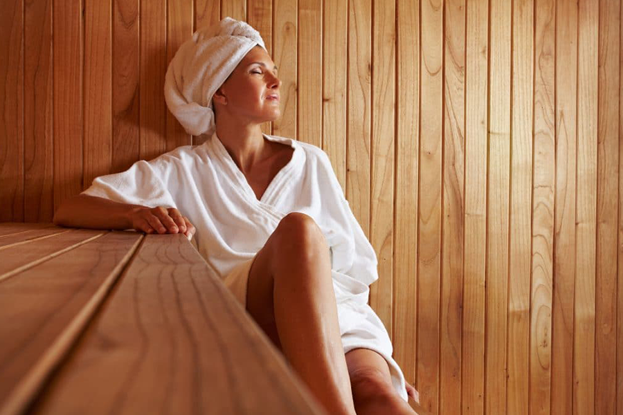 infrared detox sauna perth