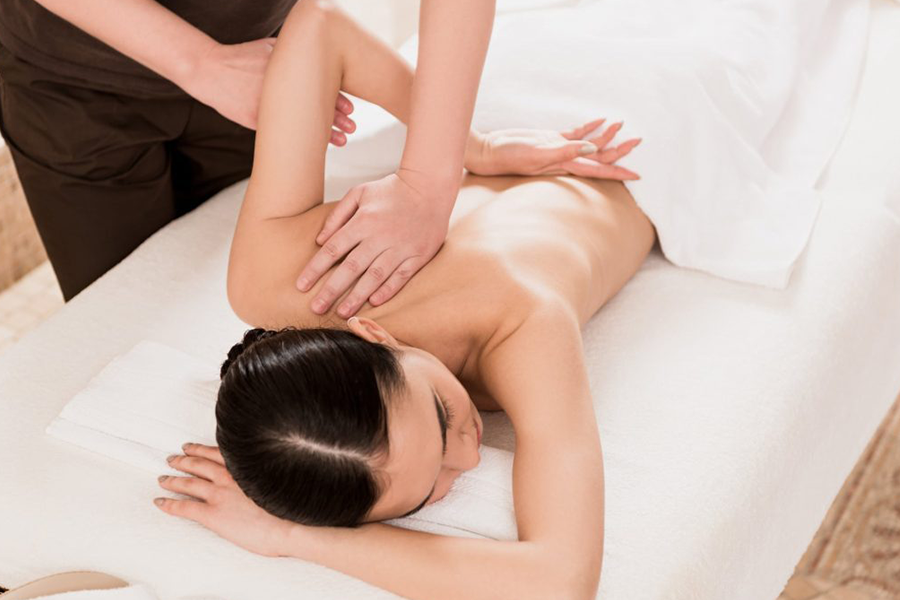 full body massage perth