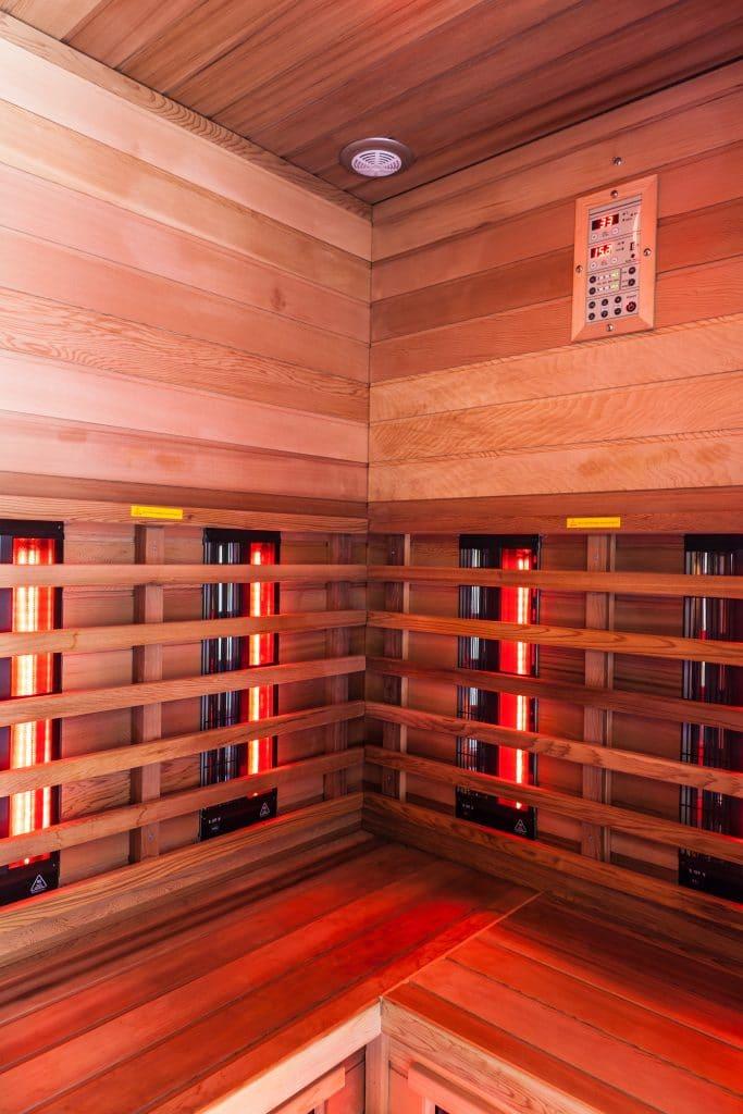 sauna perth