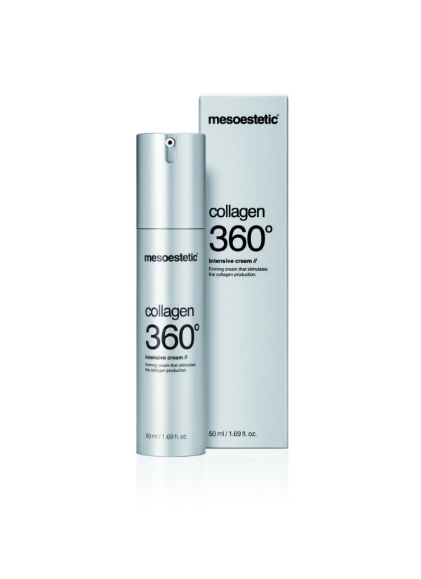 Collagen 360 intensive cream pack aclarado