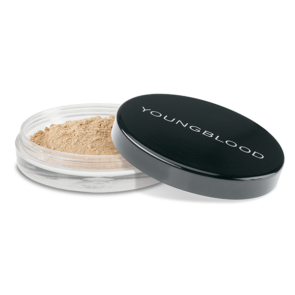 Loose Mineral Foundation Barely Beige