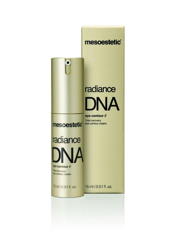 Radiance DNA eye contour pack 1